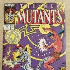 Fumetti: THE NEW MUTANTS Nº 66.. Lote 229027010