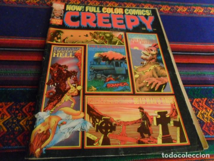 Cómics: THE VAULT OF HORROR 3 4 5 Y TALES FROM THE CRYPT 5. EC COMIC 1990 REGALO CREEPY 54 EN INGLÉS DRACULA - Foto 5 - 180188057