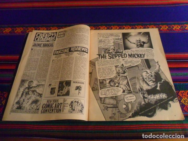 Cómics: THE VAULT OF HORROR 3 4 5 Y TALES FROM THE CRYPT 5. EC COMIC 1990 REGALO CREEPY 54 EN INGLÉS DRACULA - Foto 8 - 180188057