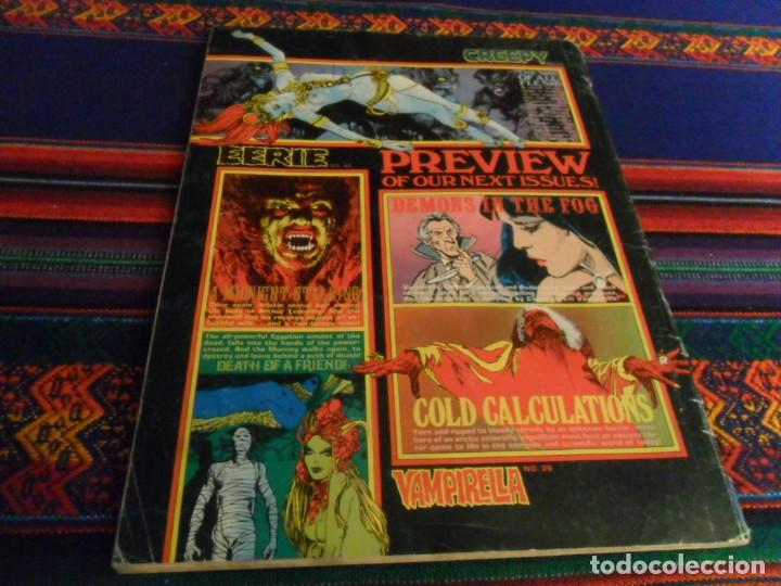 Cómics: THE VAULT OF HORROR 3 4 5 Y TALES FROM THE CRYPT 5. EC COMIC 1990 REGALO CREEPY 54 EN INGLÉS DRACULA - Foto 15 - 180188057