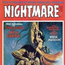 Cómics: NIGHTMARE (1970 SKYWALD) Nº 9. Lote 229263755
