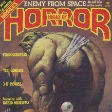 Cómics: HALLS OF HORROR (1978) Nº 23. Lote 229264175