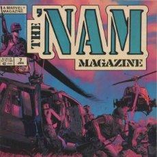 Cómics: THE NAM MAGAZINE (1988 MARVEL ) Nº7. Lote 229265045