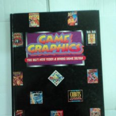 Cómics: GAME GRAPHICS - THE BESTE NEW VIDEO & BOARD GAME DESIGN. Lote 229409015