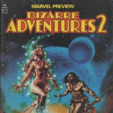 Cómics: MARVEL PREVIEW PRESENTS BIZARRE ADVENTURES 2 Nº 23 (1975 MARVEL). Lote 229409175