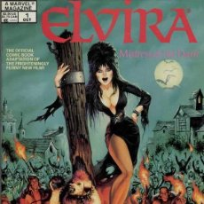 Comics: ELVIRA MISTRESS OF THE DARK (1988 MARVEL). Lote 229416010