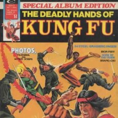 Cómics: THE DEADLY HANDS OF KUNG FU (1974 MARVEL) 27 Nº. Lote 229433950