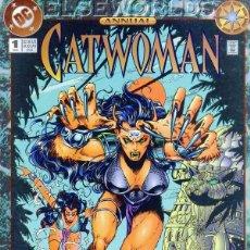 Fumetti: CATWOMAN (1993 DC 2º SERIE) ANNUAL COLECCION COMPLETA 4 Nº. Lote 229438055