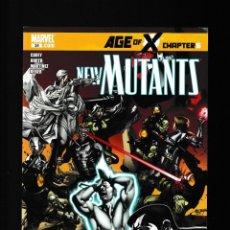 Comics : NEW MUTANTS 24 - MARVEL 2011 VFN/NM / AGE OF X / MIKE CAREY. Lote 229795540