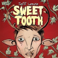 Comics : SWEET TOOTH TPB 1: OUT OF THE WOODS - JEFF LEMIRE (INGLÉS). Lote 230012100