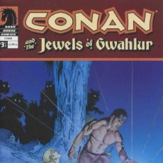 Cómics: CONAN AND THE JEWELS OF GWAHLUR (2005) Nº 3. Lote 230913455