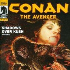 Cómics: CONAN THE AVENGER (2014) Nº1-2-3. Lote 230924105