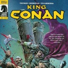 Cómics: KING CONAN CONQUEROR (2014 DARK HORSE) COMPLETA 6 Nº. Lote 230925375