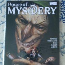 """Cómics: RICHARD CORBEN """"HOUSE OF MYSTERY"""" NÚM.16 (VERTIGO). Lote 231305200"""