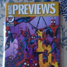 "Cómics: RICHARD CORBEN ""MARVEL PREVIEWS"" NÚM.35/2006. Lote 231305540"
