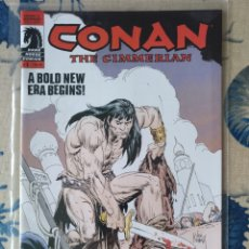 "Cómics: RICHARD CORBEN ""CONAN THE CIMMERIAN. A BOLD NEW ERA BEGINS"" NÚM.1 (DARK HORSE). Lote 230941645"