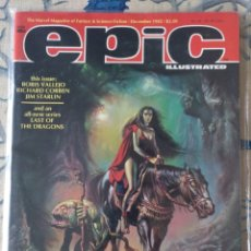 "Cómics: RICHARD CORBEN ""EPIC ILLUSTRATED"" NÚM.15 (MARVEL). Lote 231454650"