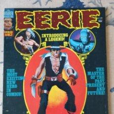 """Cómics: RICHARD CORBEN """"EERIE"""" NÚM.82 (WARREN). Lote 231475440"""