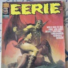"""Cómics: RICHARD CORBEN """"EERIE"""" NÚM.80 (WARREN). Lote 231476440"""
