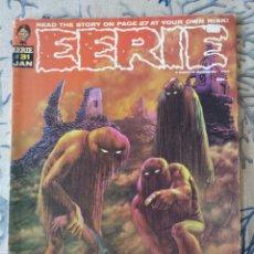 """Cómics: RICHARD CORBEN """"EERIE"""" NÚM.31 (WARREN). Lote 231481535"""