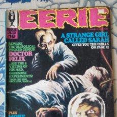 """Cómics: RICHARD CORBEN """"EERIE"""" NÚM.16 (WARREN). Lote 231485365"""