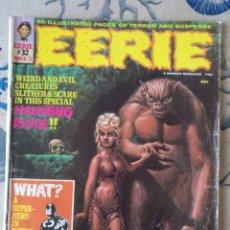 """Cómics: RICHARD CORBEN """"EERIE"""" NÚM.32 (WARREN). Lote 231485860"""
