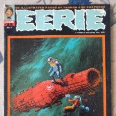 """Cómics: RICHARD CORBEN """"EERIE"""" NÚM.33 (WARREN). Lote 231486380"""