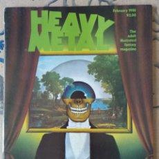 "Cómics: RICHARD CORBEN "", HEAVY METAL"" NÚM.10 (HEAVY METAL). Lote 231486735"