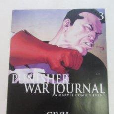 Cómics: PUNISHER WAR JOURNAL Nº 3 MARVEL ORIGINAL USA EN INGLES ARX32. Lote 260827865