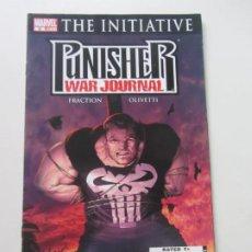 Cómics: THE PUNISHER WAR JOURNAL. Nº 6 MARVEL ORIGINAL USA INGLES ARX37. Lote 260827460