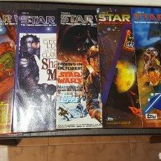 Cómics: CATALOGOS - STAR WARES MAGAZINE CATALOG - STAR WARS Y STAR TREK 1 AL 6 - 1996 -. Lote 232367290