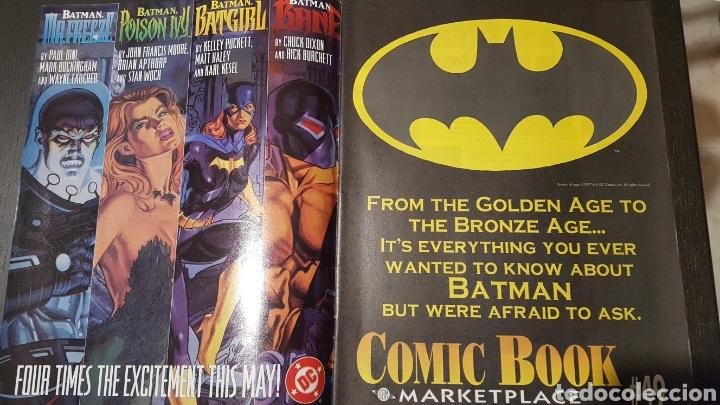 Cómics: Catalogo - Batman y Robin Merchandise catalog - Flip book - Spawn catalogue - 1997 - Foto 3 - 232373560