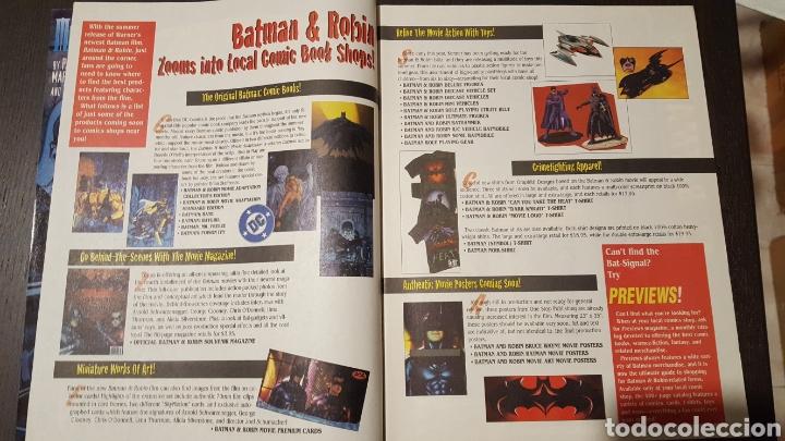 Cómics: Catalogo - Batman y Robin Merchandise catalog - Flip book - Spawn catalogue - 1997 - Foto 4 - 232373560