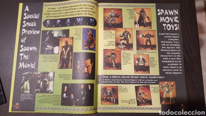 Cómics: Catalogo - Batman y Robin Merchandise catalog - Flip book - Spawn catalogue - 1997 - Foto 7 - 232373560