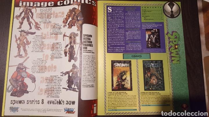 Cómics: Catalogo - Batman y Robin Merchandise catalog - Flip book - Spawn catalogue - 1997 - Foto 8 - 232373560