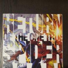 Cómics: CATALOGO MEGA MARVEL COMICS CATALOG - OCT 1996 - THE RETURN OF THE TRUE SPIDER-MAN. Lote 233525330