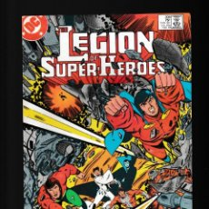 Comics: LEGION OF SUPER-HEROES 308 - DC 1984 VFN / KEITH GIFFEN. Lote 233960280
