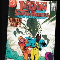 Comics: LEGION OF SUPER-HEROES 317 - DC 1984 VFN. Lote 233961565