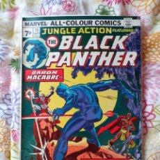Cómics: JUNGLE ACTION BLACK PANTHER 11 UK. Lote 233964480