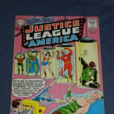 Cómics: (M1)THE BRAVE AND THE BOLD - JUSTICE LEAGUE OF AMERICA N.30 JULY 1960, ORIGINAL, DC. Lote 234296975