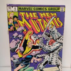 Comics: THE NEW MUTANTS NUMERO 6. Lote 234772995
