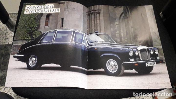 Cómics: FASCICULO COLECCIONABLE james bond car collection 007 49 daimler limousine con poster - Foto 2 - 234915380