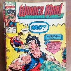 Cómics: WONDER MAN! Nº3. 1991. USA.. Lote 236123675
