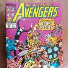 Cómics: THE AVENGERS. VOL 1. Nº 301. 1989. USA. Lote 236124595