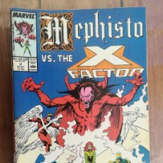 Cómics: MEPHISTO VS X-FACTOR. VOL 1. Nº 2. 1987. USA. Lote 236125455