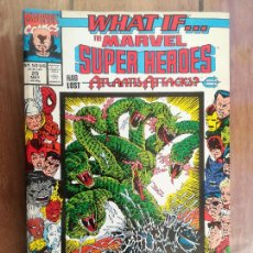 Cómics: WHAT IF?? VOL 2. Nº 25. MAY 1991. USA. Lote 236126900
