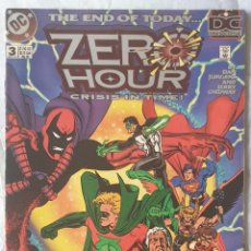 Cómics: ZERO HOUR: CRISIS IN TIME #3 (DC, 1994). Lote 236230275