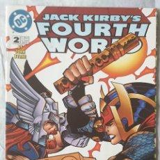 Cómics: JACK KIRBY'S FOURTH WORLD #2 (DC, 1997). Lote 236230825