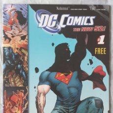 Cómics: DC COMICS: THE NEW 52 #1 (DC, 2011) ONE SHOT. Lote 236232425