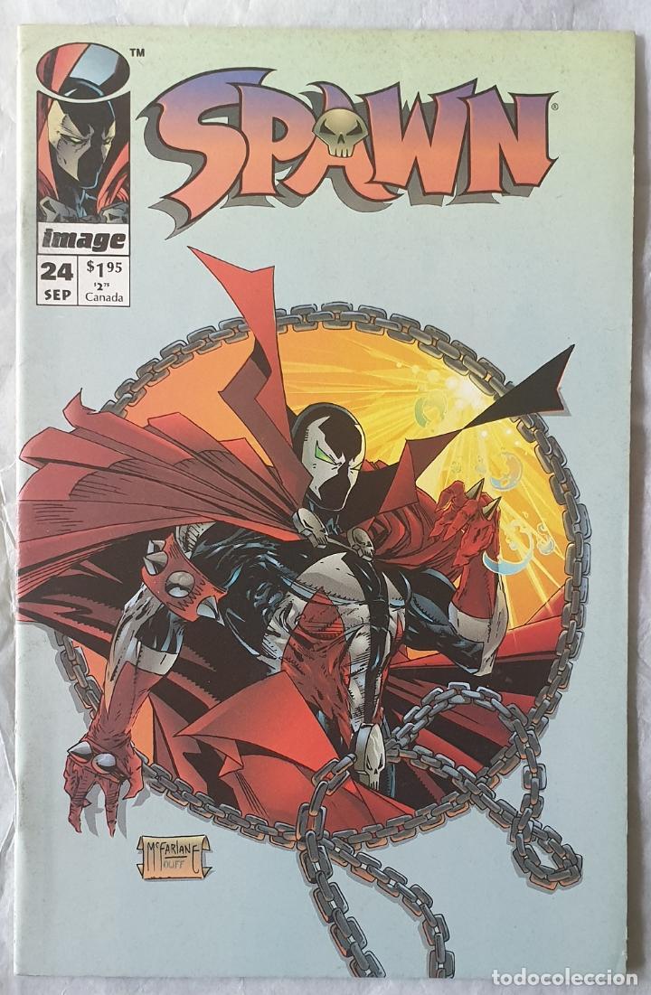 SPAWN #24 (IMAGE, 1994) (Tebeos y Comics - Comics Lengua Extranjera - Comics USA)